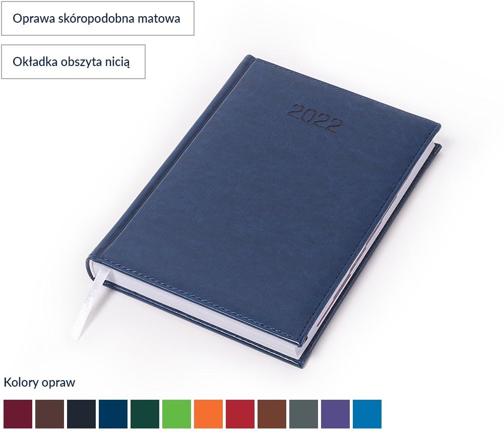 Kalendarz książkowy Vivo